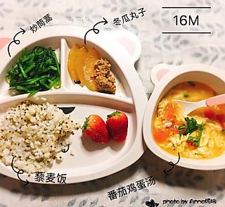 Anna妈咪的厨味日记的宝宝餐盘 | 9款营养餐盘搭配12M+