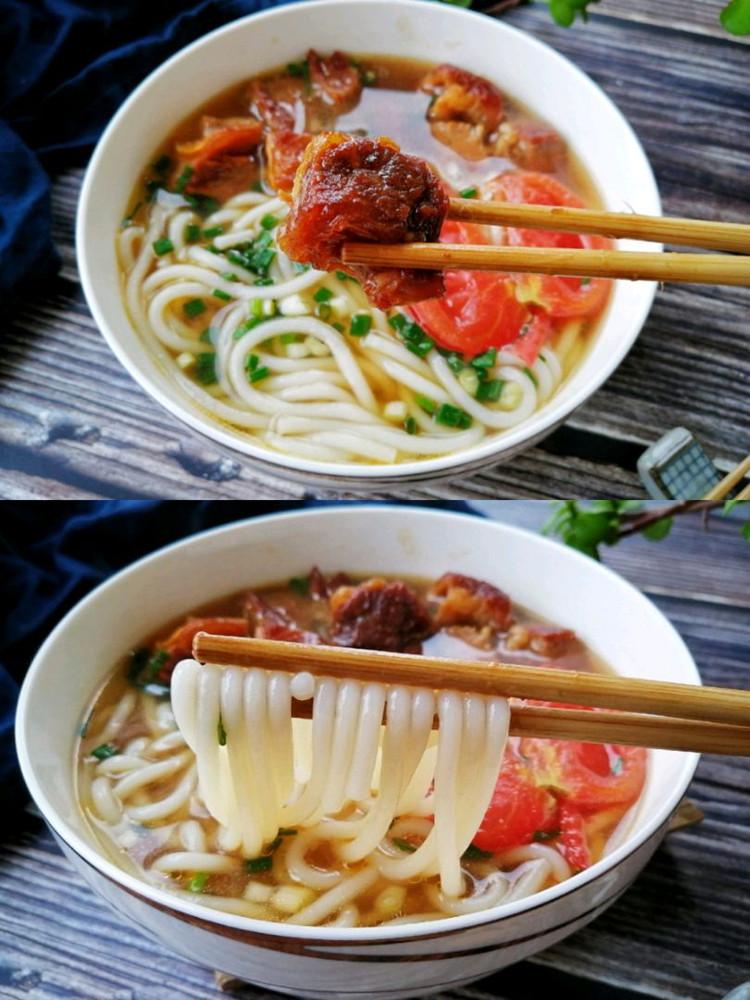 清汤版红烧牛腩面,汤更鲜,味更美❗❗图1