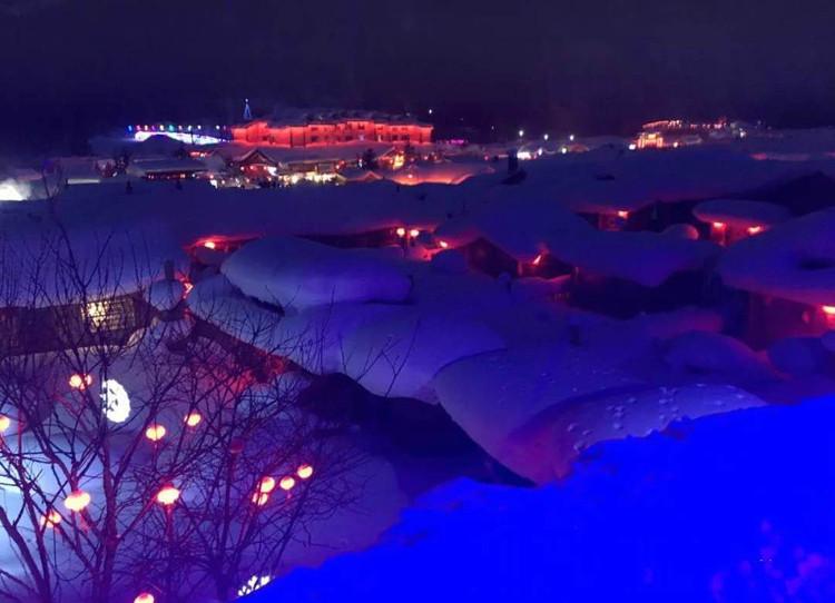 哈尔滨冰雪大世界-雪乡攻略分享图6