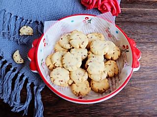 奇缘0207的蔓越莓玛格丽特饼干一口一个