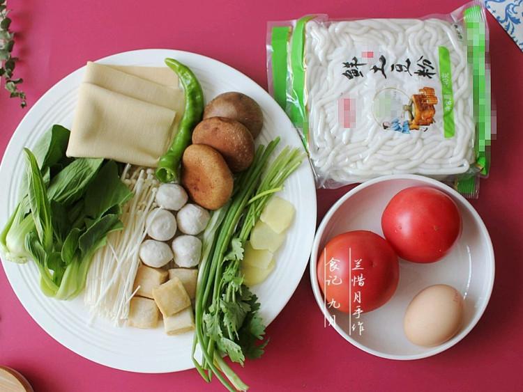 秋风渐起秋意凉,什锦砂锅暖肚肠——茄汁砂锅土豆粉图3