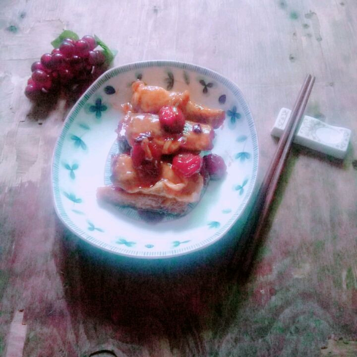 苏杭美食一梅香带鱼图1