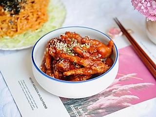 椛吃的这样做鸡爪真的太好吃 ,怪不得韩国人都爱吃鸡爪~