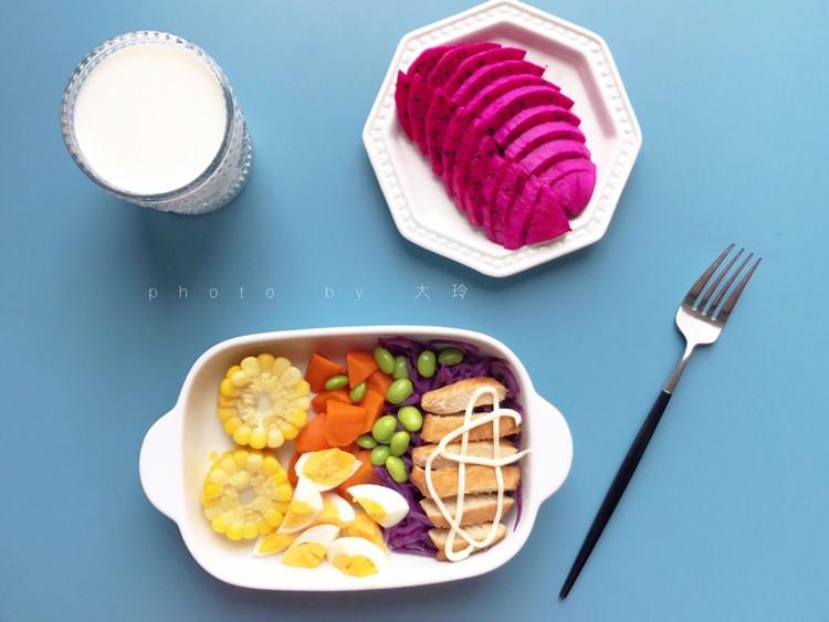 论吃早餐的重要性!9天不重复早餐分享!图8