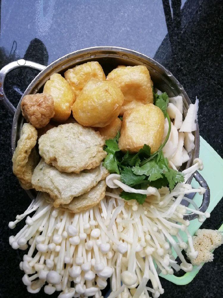 烫菜系列图1