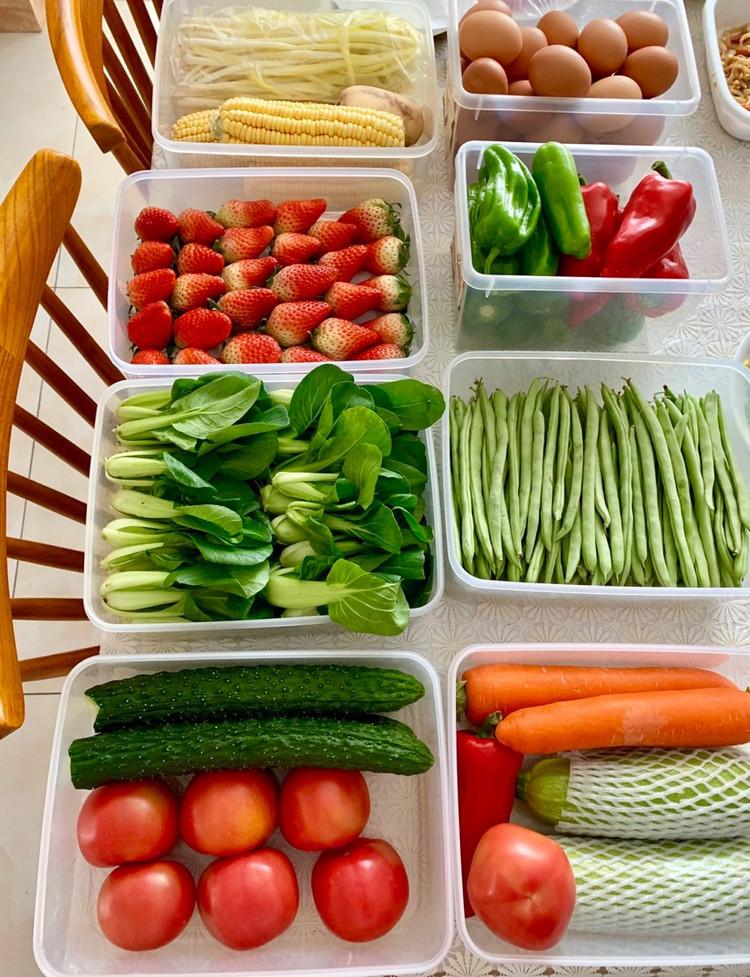 冰箱收纳分享图8
