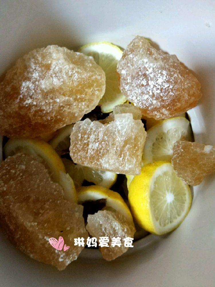 🍋止咳化痰的『冰糖陈皮炖柠檬』,冬天感冒咳嗽必备~图8