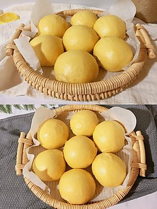 果果妈妈jwl的自制🎃南瓜馒头,香甜松软、人见人爱,大人宝宝都爱吃!