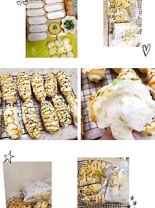 訫諾的【香葱芝士面包】