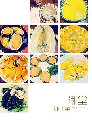 刘三姐Kori的掐指一算,此季应食潮汕菜🥣