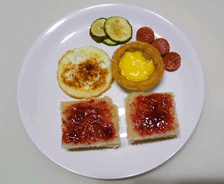 晚凉家的早餐图2