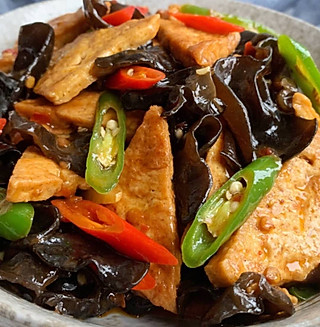 totoleafe的豆腐最好吃的做法之一!无敌美味的下饭菜!