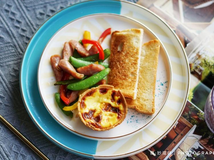 每天都要好好吃早餐~图5