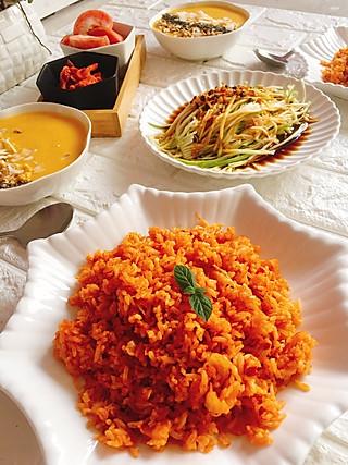 linglingxixi的暑假里的早 午餐