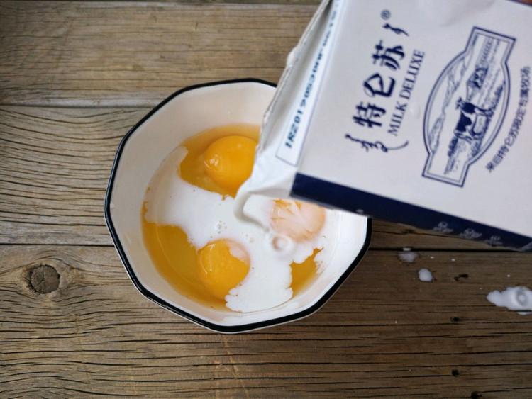 酷夏里的小清新——青瓜厚蛋烧图4