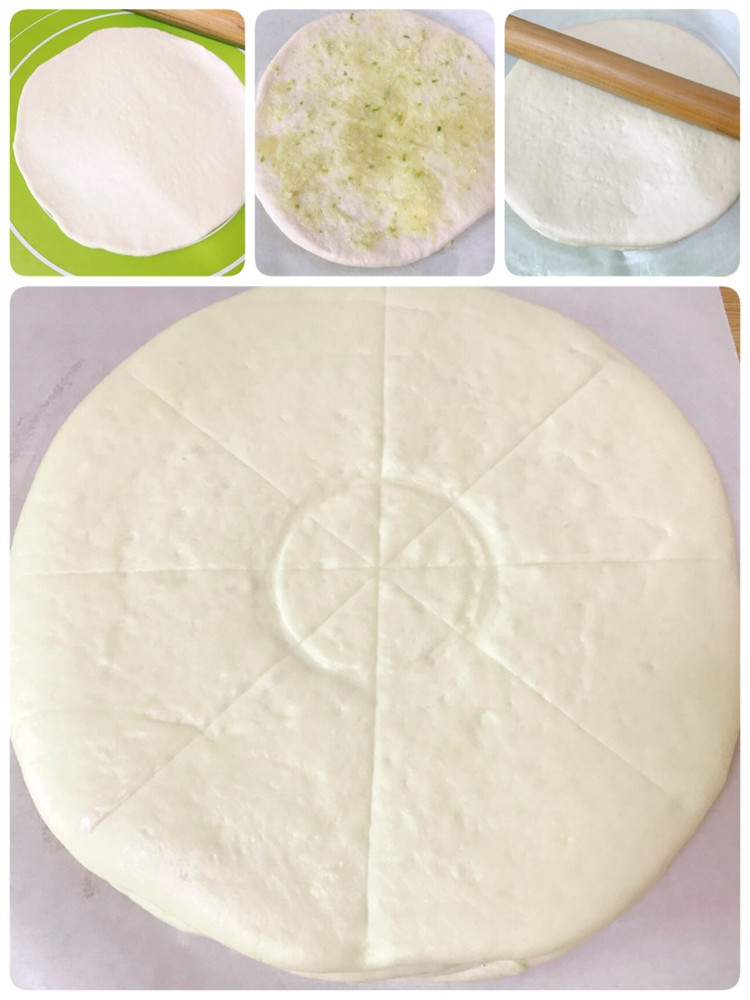 蒜香咸面包图5