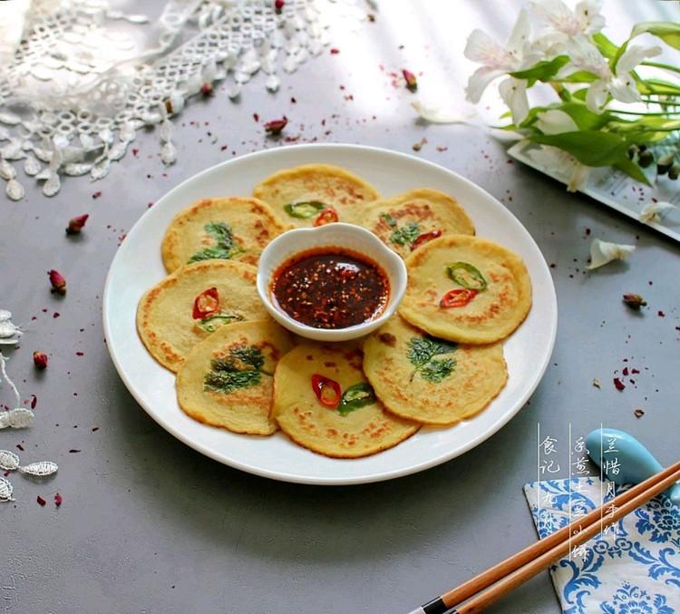 春红夏绿秋饼黄,冬雪白盘尽皆藏——香煎土豆小饼图2