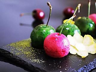 lingling玲食-亲子烘焙组的樱桃鹅肝~