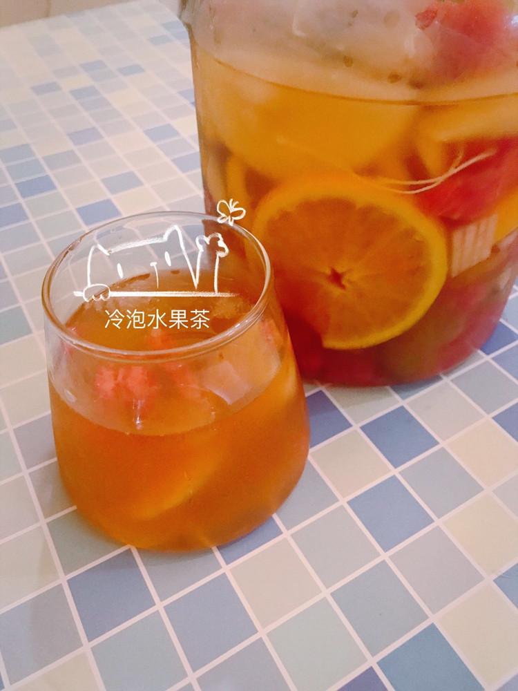 您的夏日冷泡水果茶已送到,请查收 | 附赠超简易做法图1