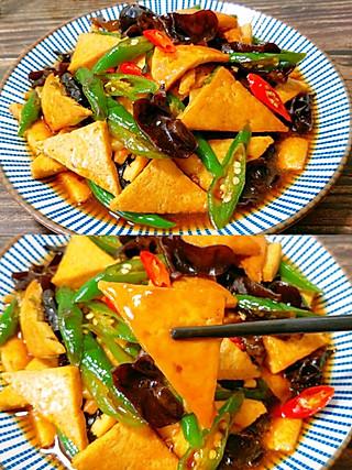宝妈爱厨房美食分享的10分钟快手菜!好吃到舔盘的家常豆腐!