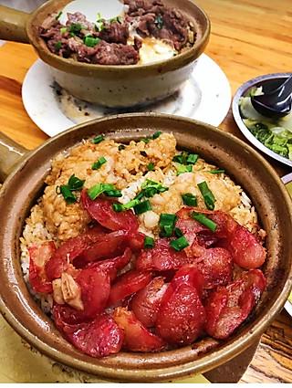 慢热你好阿_的广州十几年老字号,陆居路第一家煲仔饭,平靓正❗️好吃得一粒米都不想剩‼️