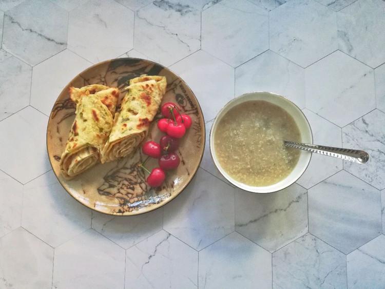 5.24日,今天的早餐图1