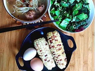 今日早餐,哪一个是草鸡蛋?😇