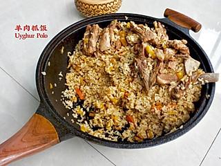 君蛤蜊沙巴上海囡的我从新疆回来:新疆羊肉抓饭•恋恋西北家常滋味