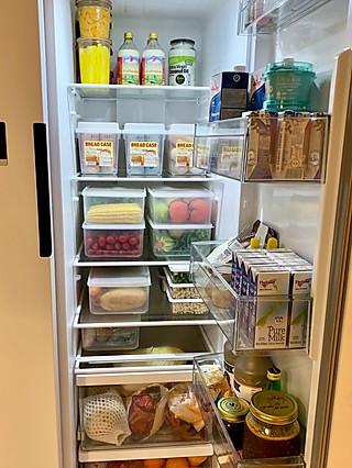 米妮小超人儿的冰箱收纳分享