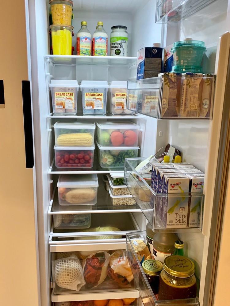冰箱收纳分享图1