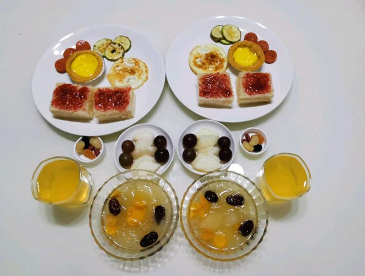 晚凉家的早餐图1