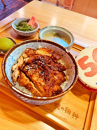 谱食物语的上海餐饮小店 | 咚咚小铜鼓 日式小吃
