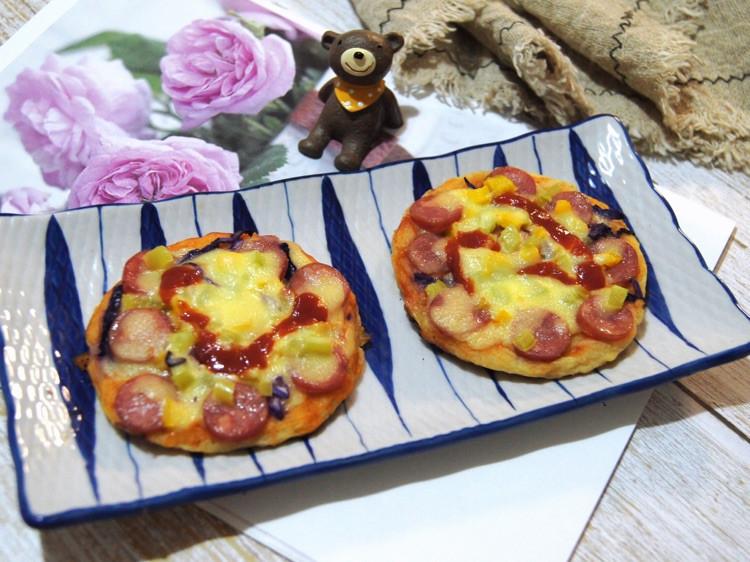 迷你版土豆泥披萨🍕图2