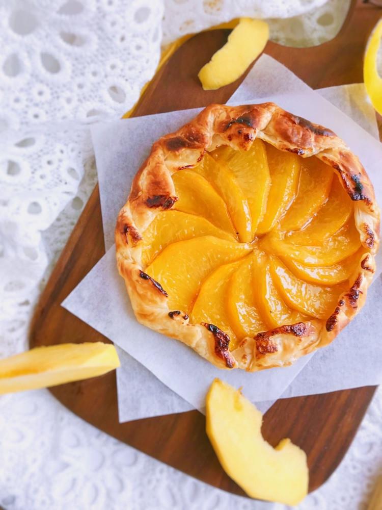 法式黄桃馅饼/派—快手版图4