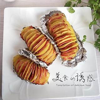 培根风琴土豆
