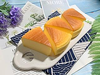 Pretty的幸福美食的马斯卡彭轻乳酪蛋糕