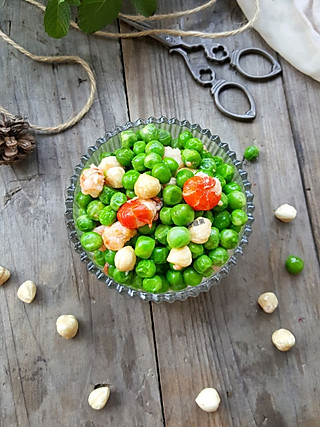爱糖果的豌豆榛子小龙虾球