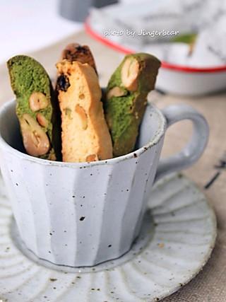爱吃又想瘦的Jingerbear的低卡意式脆饼