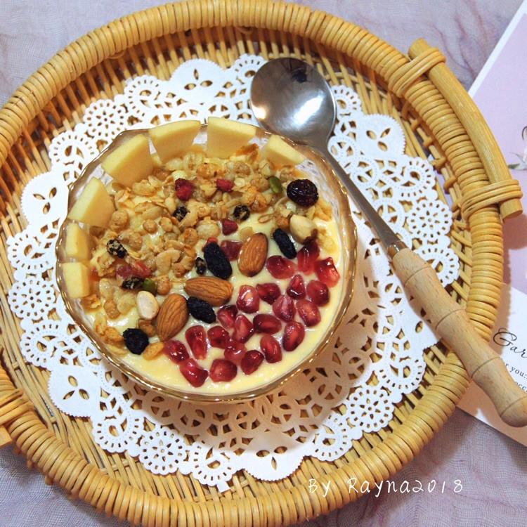 健康低脂代餐——酸奶红薯燕麦思慕雪图2