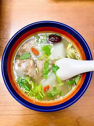 Viki的🔥北方与冬天只差一碗汤的距离