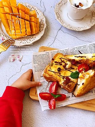 大丹爱美食的每日早餐