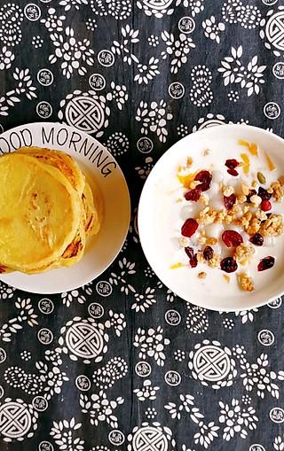 今日份早餐