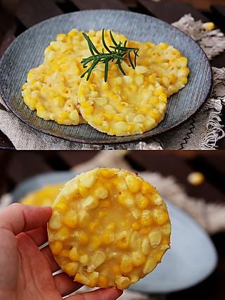 茹絮的玉米最好吃的做法㊙️金黄软糯❗️好吃得停不下来❗️简单零失败