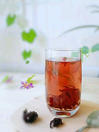 樱花儿开的爱美的女士看过来~养颜玫瑰饮