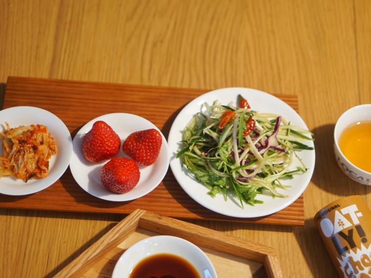 周末加餐,三文鱼vs 韩式年糕图4