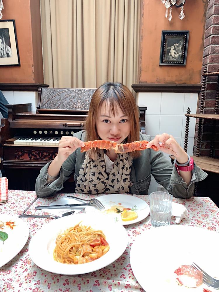 魔都小芳廷意大利古董西餐厅图2