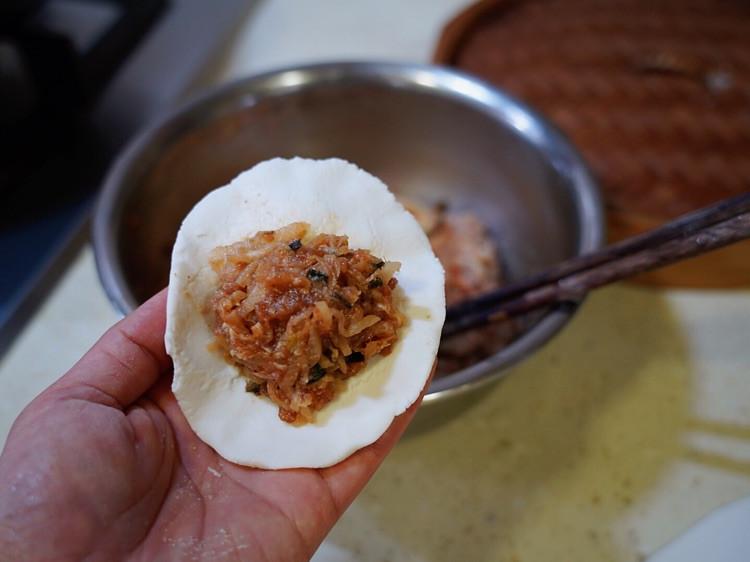 萝卜丝鲜肉大福团子图8