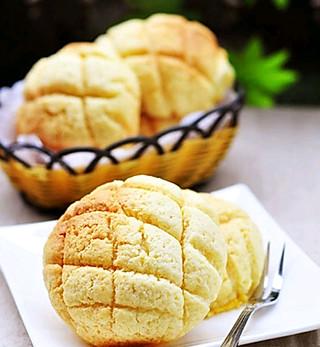 酥皮菠萝包 冰火菠萝包吃起来更美味哦!