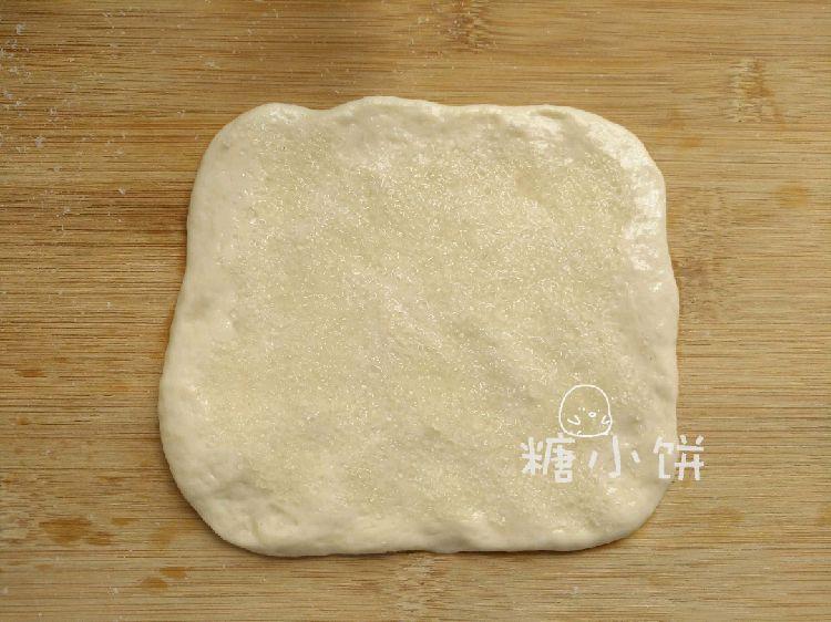 酒酿糖油饼 #金龙鱼外婆乡小榨菜籽油 外婆的时光机#图5