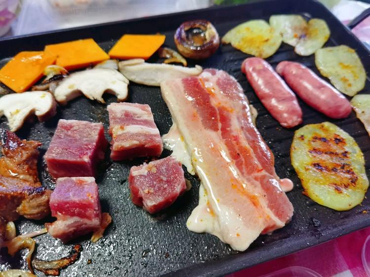 七夕,和家人一起吃个烤肉吧,爱要热腾腾图2